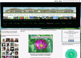globalecovillages.org