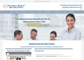 globaledgerecruiting.com