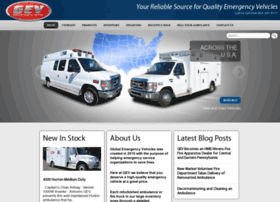 globalemergencyvehicles.com