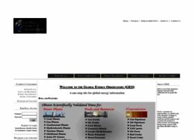 globalenergyobservatory.org