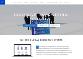 globalexecutiveevents.com