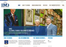 globalfamilybusinessaward.com
