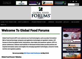 globalfoodforums.com