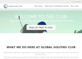 globalgolfersclub.com