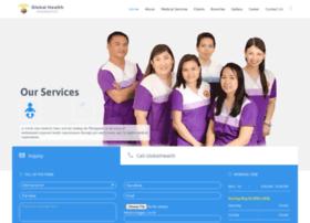 globalhealth-diagnostics.com