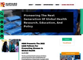globalhealth.harvard.edu