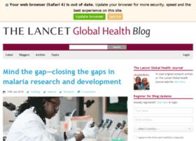 globalhealth.thelancet.com