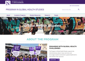globalhealthportal.northwestern.edu