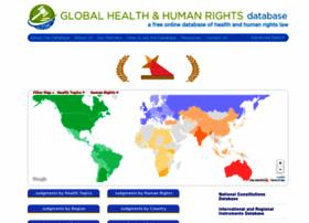 globalhealthrights.org
