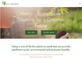 globalhempgroup.com