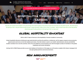 globalhospitalityeducators.com