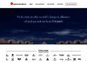 globalhotelalliance.com