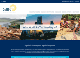 globalimpactinvestingnetwork.org