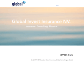 globalinsurance.be