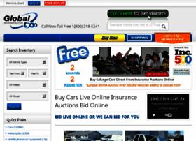globalinsuranceauction.com