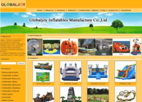 globaljoy-inflatables.com