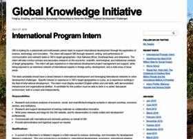 globalknowledgeblog.wordpress.com
