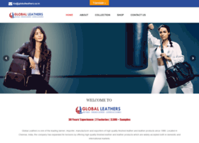 globalleathers.co.in