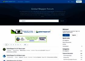 globalmapperforum.com