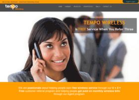 globalnetwork.tempowireless.com