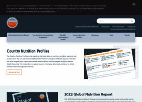 globalnutritionreport.org