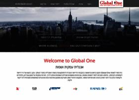 globalone.co.il