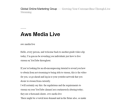 globalonlinemarketinggroup.com