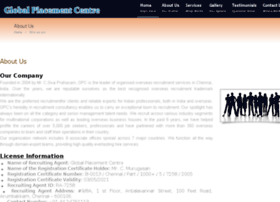 globalplacementcentre.com