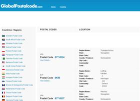 globalpostalcode.com