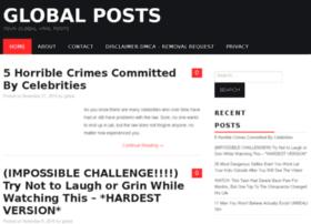 globalposts.info