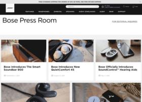 globalpressroom.bose.com