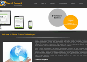 globalpromptinfotech.com
