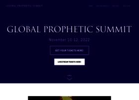 globalpropheticsummit.com