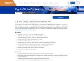 globalquotes.xignite.com