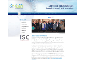 globalsciencecollaboration.org