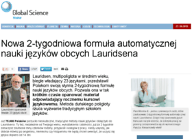 globalsciencereview.pl