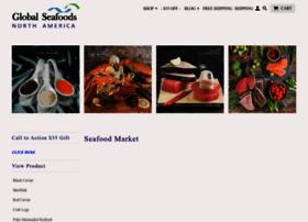 globalseafoods.com