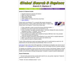 globalsearchandreplace.com