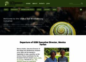 globalsoilbiodiversity.org