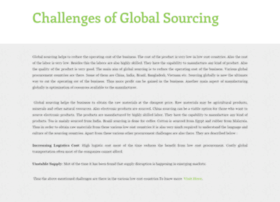globalsourcingchallenges.aircus.com