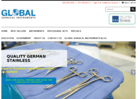 globalsurgicalinstruments.com
