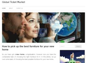 globalticketmarket.com