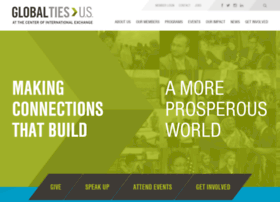 globalties.nonprofitsoapbox.com