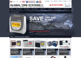 globaltimesystems.com.au