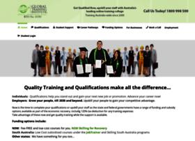 globaltraining.edu.au