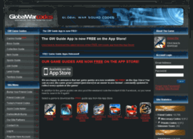 globalwarcodes.com
