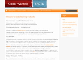 globalwarming-facts.info