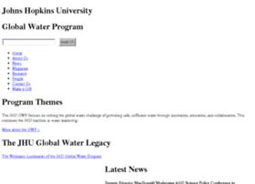 globalwater.jhu.edu