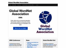 globalwordnet.org