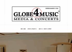 globe4music.com